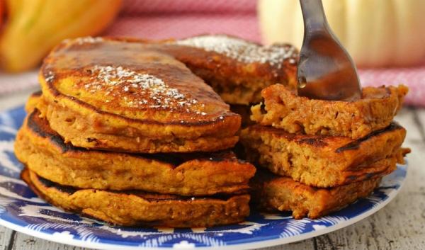 Hot Cakes de Calabacita