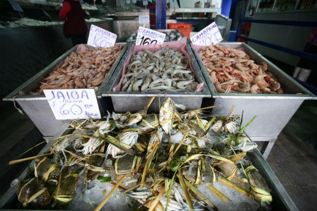 Garantizan abasto de pescados y mariscos para la Cuaresma